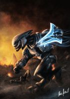 Charge by LordDoomhammer