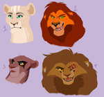 Lion Adopts- CLOSED by Ersalaa