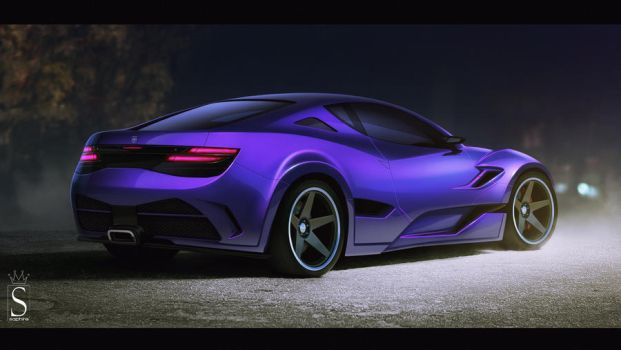 Dodge concept by SaphireDesign