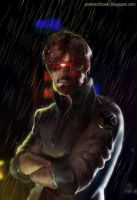 X-MEN Cyclops by maddekartist