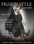 Pilgrim Style 2016 by theTieDyeCloak