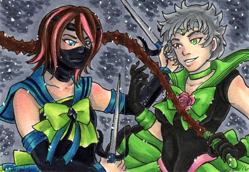ACEO Cancer and Daichi by nickyflamingo