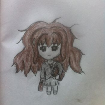 Hermione (chibi) by steave1425