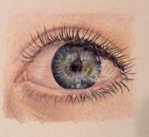 Eye by brailynne