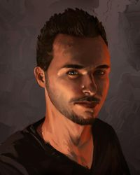 Selfportrait by ATArts