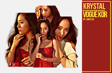 64 / Krystal Jung - Vogue Render Pack by kkkai