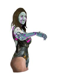 Lissy Droid by MiamIceman