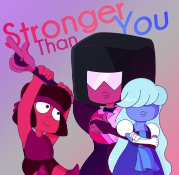 Stronger than you by ForeverRoseify