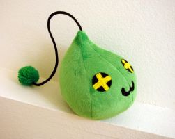 MapleStory Plush Slime 7 by TheCurseofRainbow