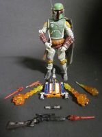 boba's accessories by SpudaFett