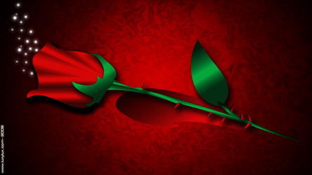 Bloody-rose-2009 by luxyluxart