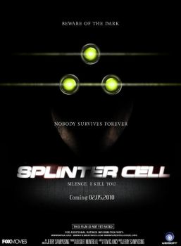 Splinter Cell: The Movie by poopfaceneedaname