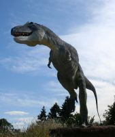 Denver Botanical Dinosaur 84 by Falln-Stock