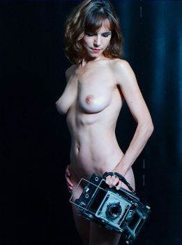 Check her new camera by hydlide