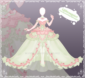 [Close] Adoptable Outfit Auction 117 by LifStrange