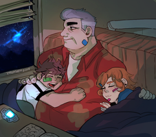 A Good Nights by Promsien