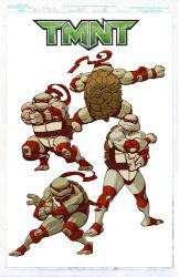 Heroes in a half shell by DannyMcGillick