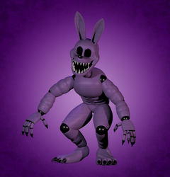 The One Who Can Not Hear | Model by BlackFoxPixels