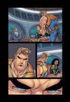 Marineman 5 page 23 by alexsollazzo