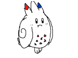 Togekiss does a thing