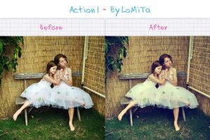 Action 1 - Free by LoMiTa
