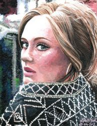 Adele by iggytheillustrator