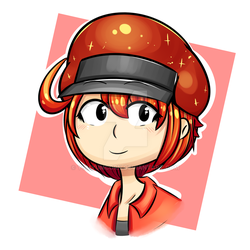 Red Blood Cell by YumYumCorn