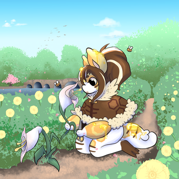 Horticulture Trial: Charlie -Step One- by ToxicDL