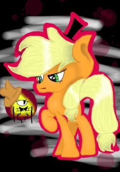 MLP: Why Hello There Bill Cipher by PCPyne