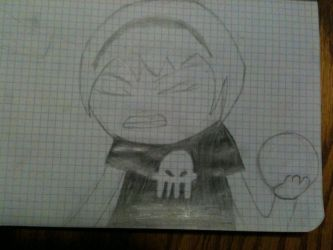 rose lalonde drawing. by kur1y4m1