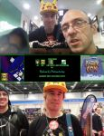 YouTube's Richard's Adventures London MCM Expo by DoctorWhoOne