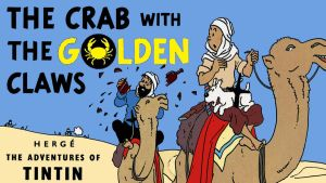 TINTIN: The Crab with the Golden Claws by JeffreyKitsch