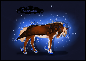 5240 NGS Ramaid - Flyer Mare by KimboKah