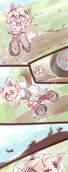 lets go biking! by RinnieKuu