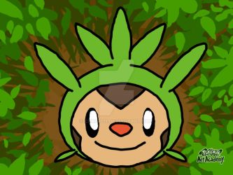 Chespin by Chrisi011