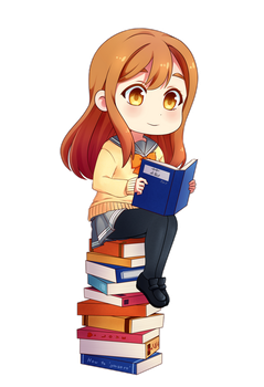 Reading time! by Piss-kun