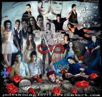 The Vampire Diaries Forever Yours by JadeTheAngle777