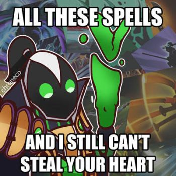 Rubick D: by chroneco