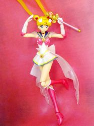 S.H. Figuarts Super Sailor Moon by MoonCollectar