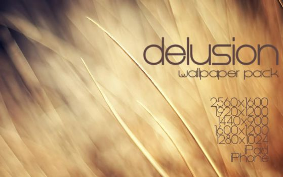 Delusion Wallpaper Pack by solefield