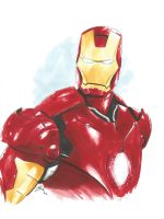 Iron Man by MikimusPrime