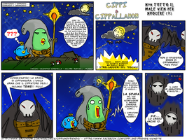 Tales of Cippannara: Evil is not too Evil by VictorHoreau