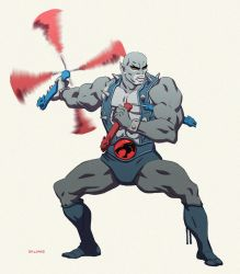 Daily Draw- Panthro by ChaseConley
