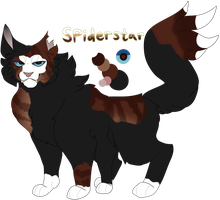 |Spiderstar Reference| by BIight