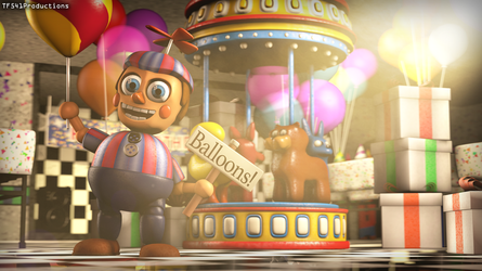 Workshop Posters: Balloon Boy by TF541Productions