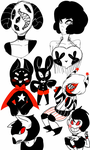 OTA Doodle adopts - Open by Dr-Ushi-San