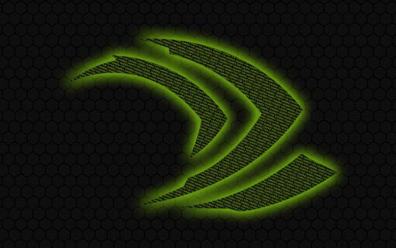 Nvidia wallpaper by Holowood