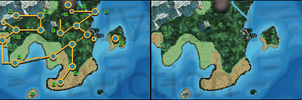 Region Map Adopt by Snivy101