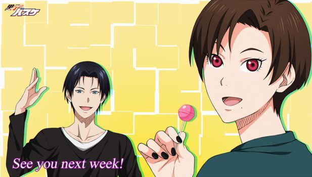 KnB OC: See you next week! by Vvatari