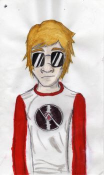 Dave Strider by silverarrows13